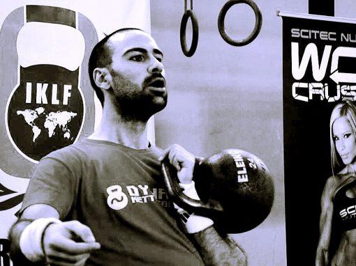 Μιχάλης Σταμόπουλος – Coach
