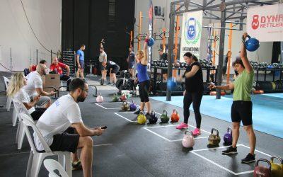 Ημερολόγιο αγώνων kettlebell sport 2017