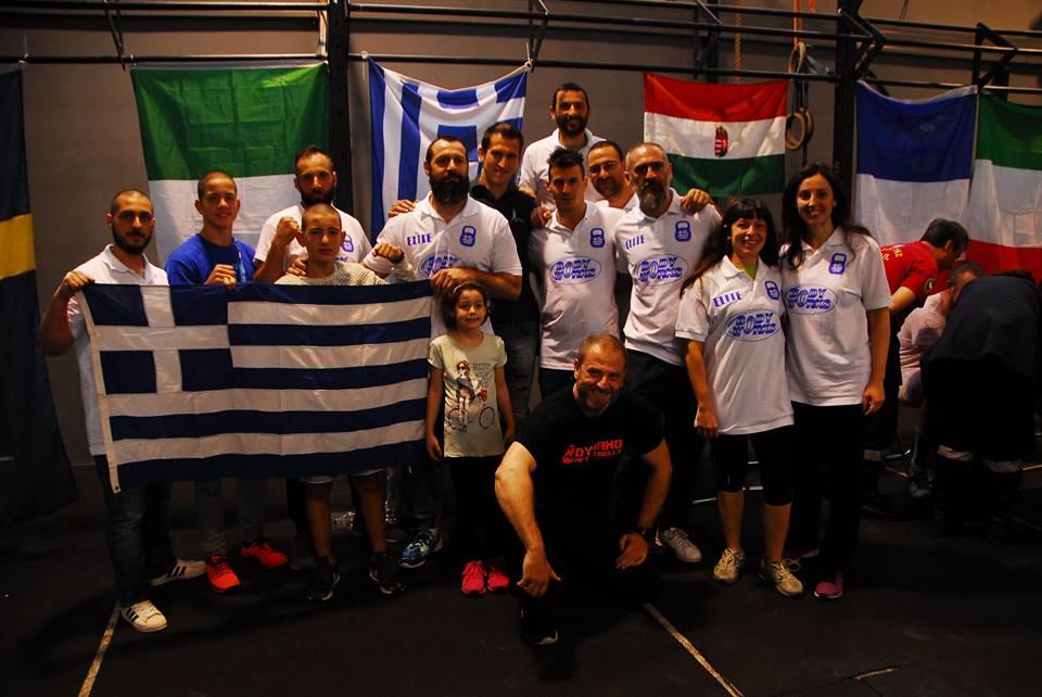 Υψηλού επιπέδου διοργάνωση το Πανευρωπαϊκό της IKMF