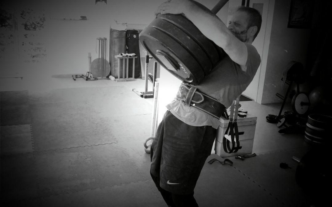 Γιατί απεχθάνομαι το bodybuilding (υπερτροφίας ιντερλούδιον)