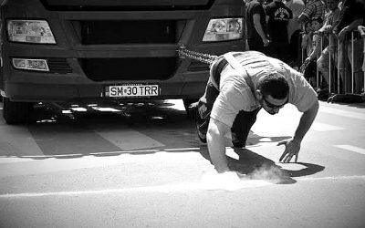 Τι είναι η προπόνηση Strongman και γιατί την χρειάζεσαι – του Κώστα Τρυφινόπουλου
