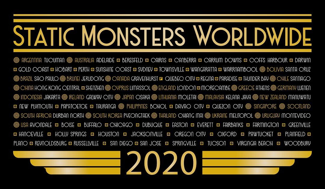 Static Monsters Worldwide – Athens 2020, Strongman Event
